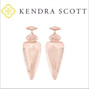Kendra Scott Stellar Statement Earrings
